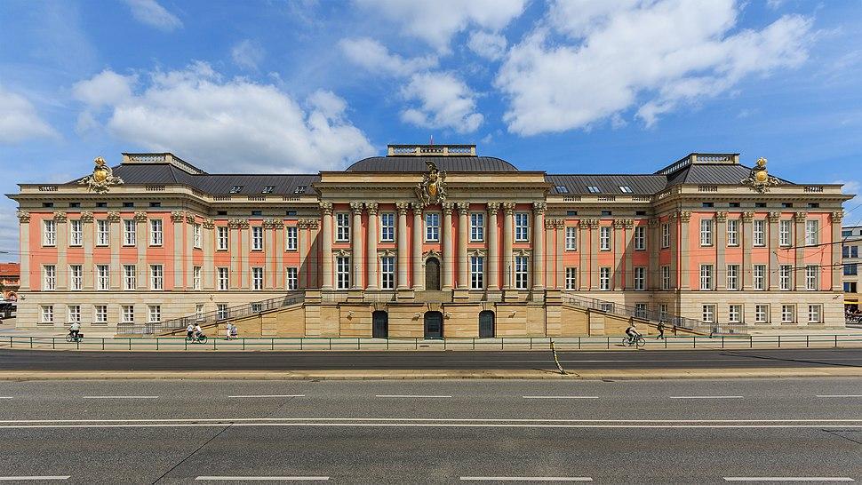 Potsdam Stadtschloss 07-2017