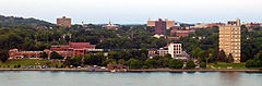 Poughkeepsie from across Hudson River.jpg