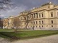Praha, Staré Město, Alšovo nábřeží, Rudolfinum 03.jpg