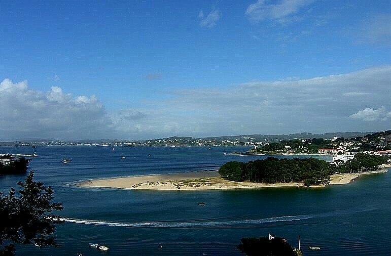 Praia de Santa Cristina. Oleiros e A Coruña 2