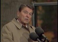 File:President Reagan's remarks for the Vietnam Veterans Memorial Statue on the Mall, November 11, 1984.webm