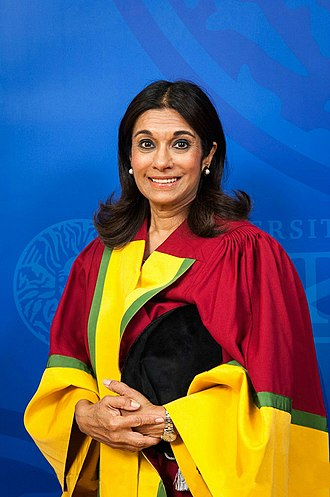 Princess Sarvath al-Hassan - Princess Sarvath in 2015 graduating from her honorary doctorate program