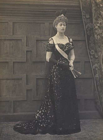 Princess Victoria of the United Kingdom - Princess Victoria of the United Kingdom, early 1900s
