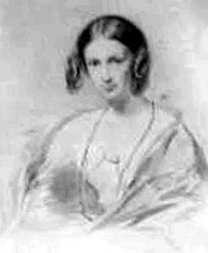 Priscilla Buxton - from the frontispiece of her memoirs