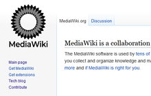Proposed mediawiki logo (dark solid, capitalised) legacy vector.png