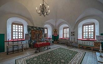 Prikaz - Former Prikaz palace in Pskov
