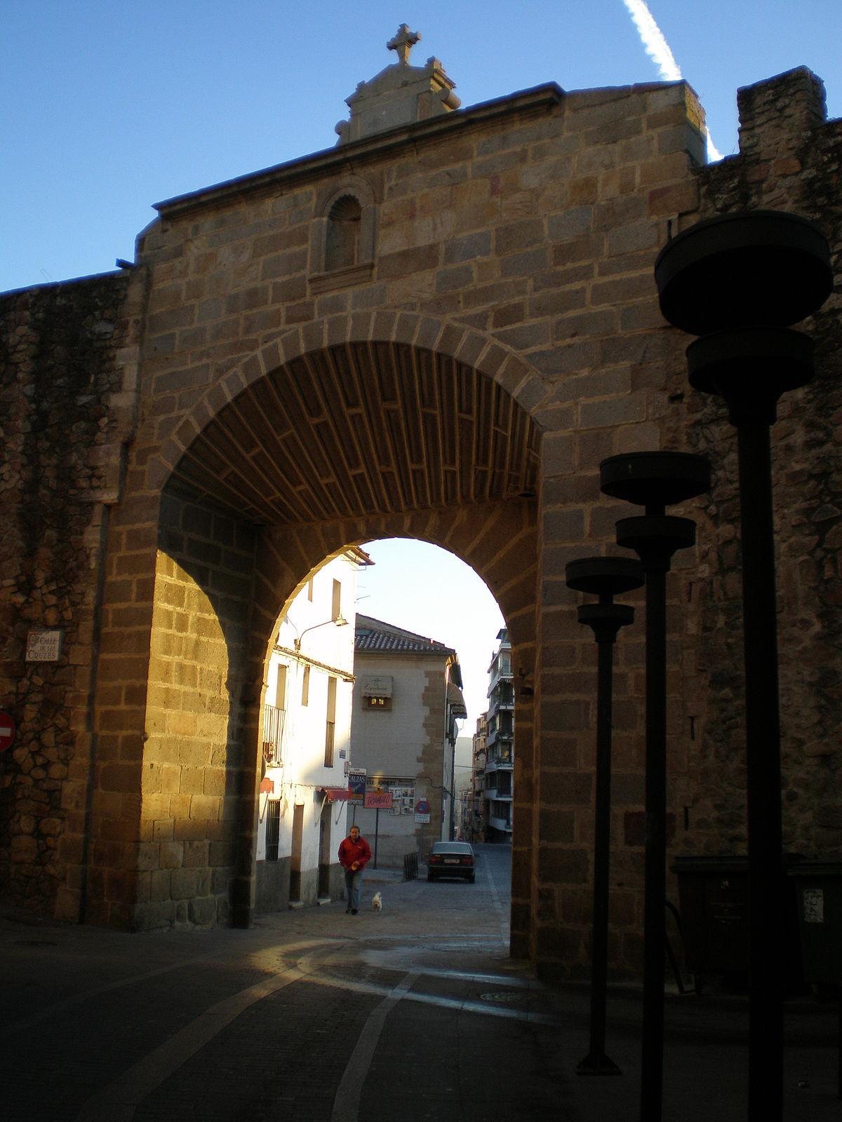 Puerta de sol plasencia wikipedia la enciclopedia libre Obras puerta del sol