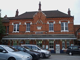 Purley, London - Purley railway station