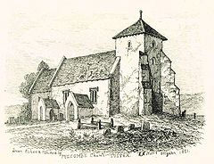 Pyecombe Church, R. H. Nibbs.jpg