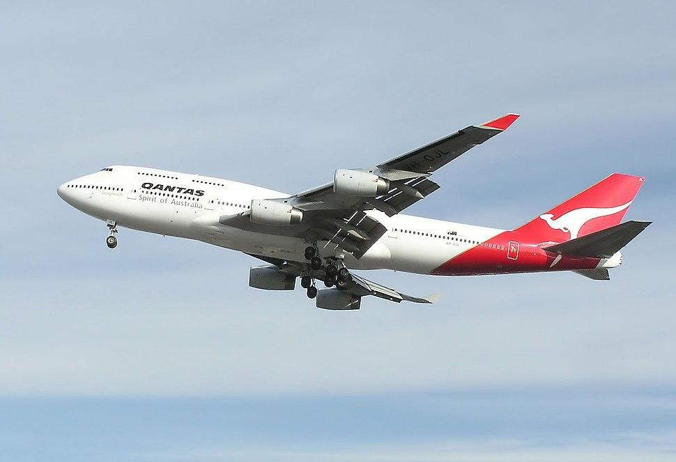 Qantas.b747-400.vh-ojl.arp