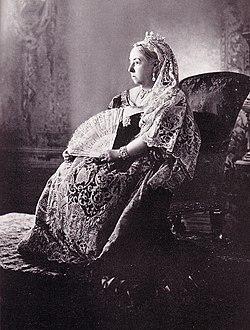Královna Viktorie.