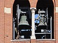 Quinta e settima campana del Sacro Cuore di Gesù (Torino).jpg