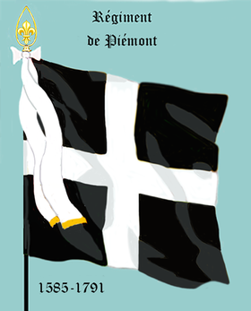 Image illustrative de l'article Régiment de Piémont