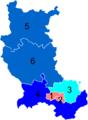 Résultats des élections législatives de la Loire en 2012.png