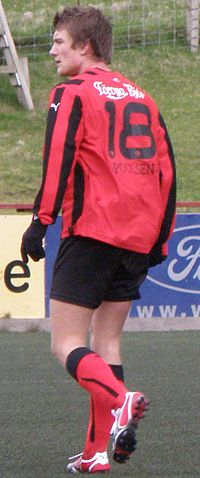 Rógvi Poulsen a Faroese Football Player.jpg