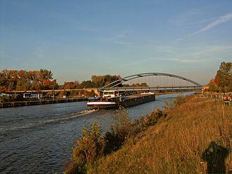 Rühen - Mittellandkanal near Rühen