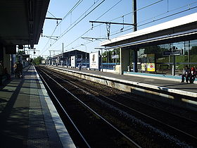 gare de bry sur marne ratp wikip dia. Black Bedroom Furniture Sets. Home Design Ideas