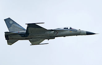 AIDC F-CK-1 Ching-kuo - ROCAF F-CK-1A flying