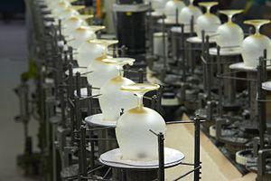 Rona glassworks - RONA pantograph