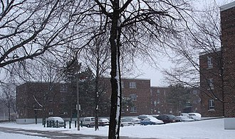 Regent Park - Regent Park was a social housing project, developed after the Second World War.