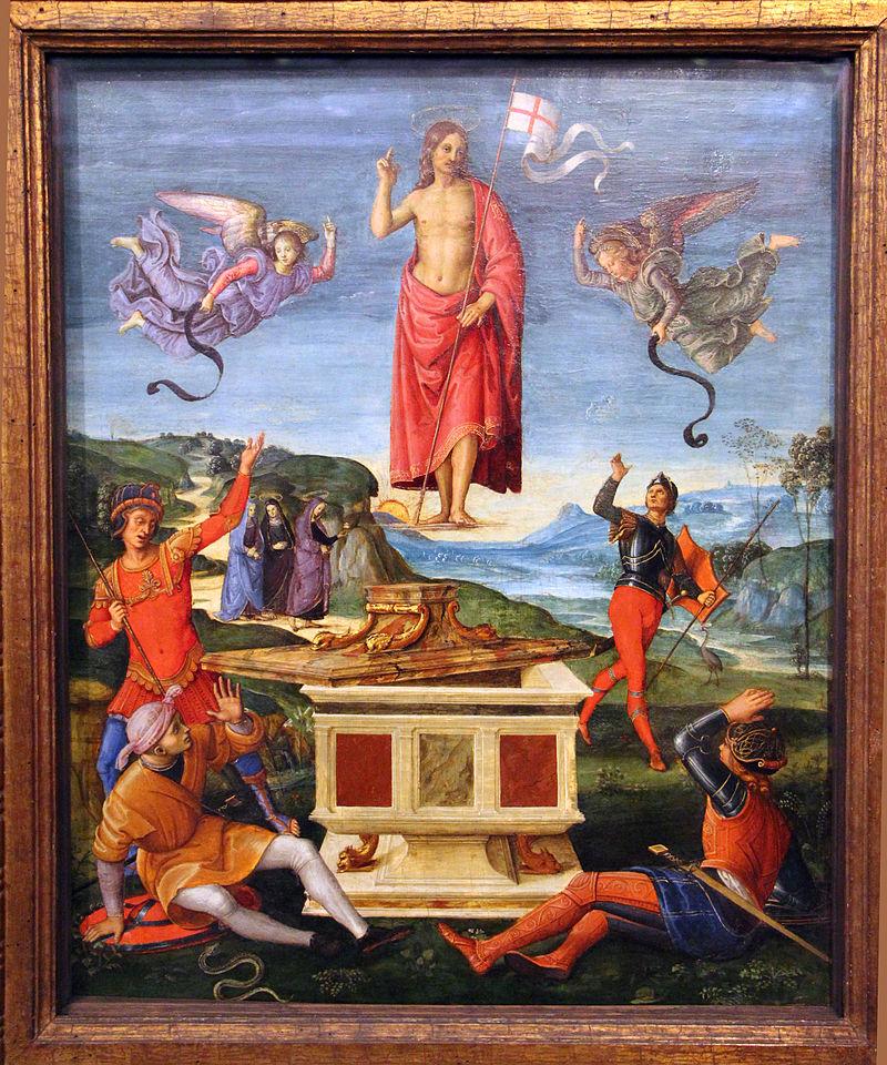 (Raffaello Sanzio da Urbino)