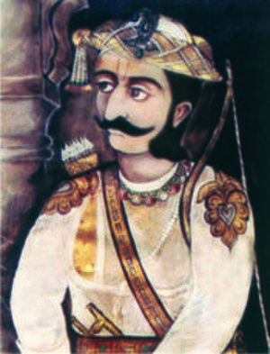 Nawabs of Bengal and Murshidabad - Raghuji Bhonsle of Nagpur Kingdom of the Maratha Empire led the Maratha expeditions in Bengal.