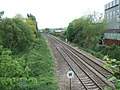 Railway line in Marsh Barton, Exeter - geograph.org.uk - 1321064.jpg