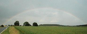 Arcobaleno tipico