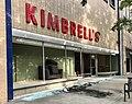 Raleigh, North Carolina George Floyd death protest damage 15.jpg