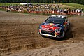 Rally Finland 2010 - shakedown - Dani Sordo 2.jpg