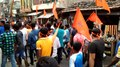 File:Rama Navami Celebration - Andul-Khatir Bazaar Road - Mahiari - Howrah 20180325164425.webm