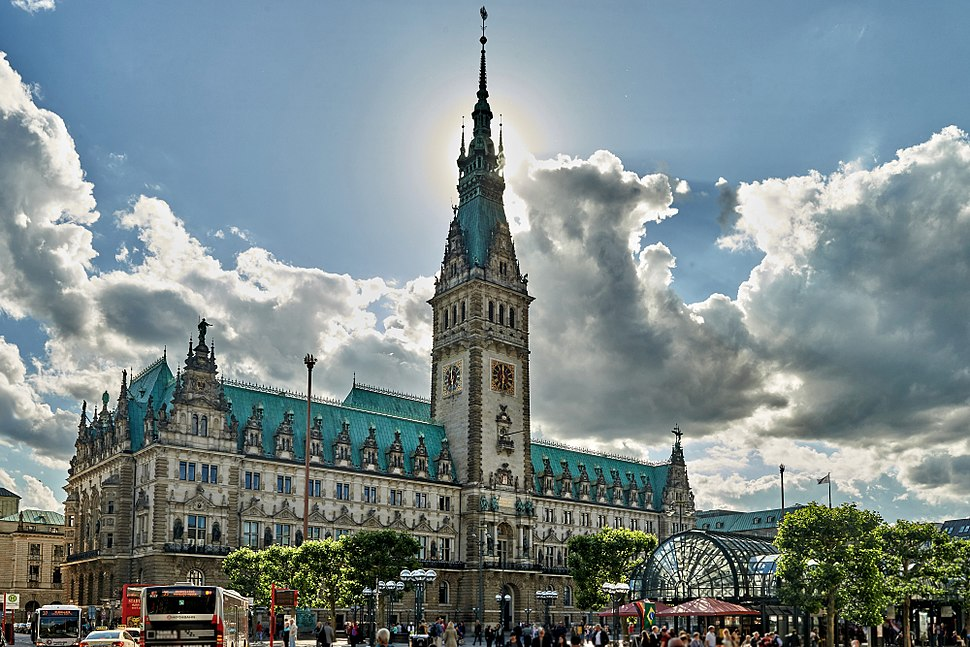 Rathaus Hbg