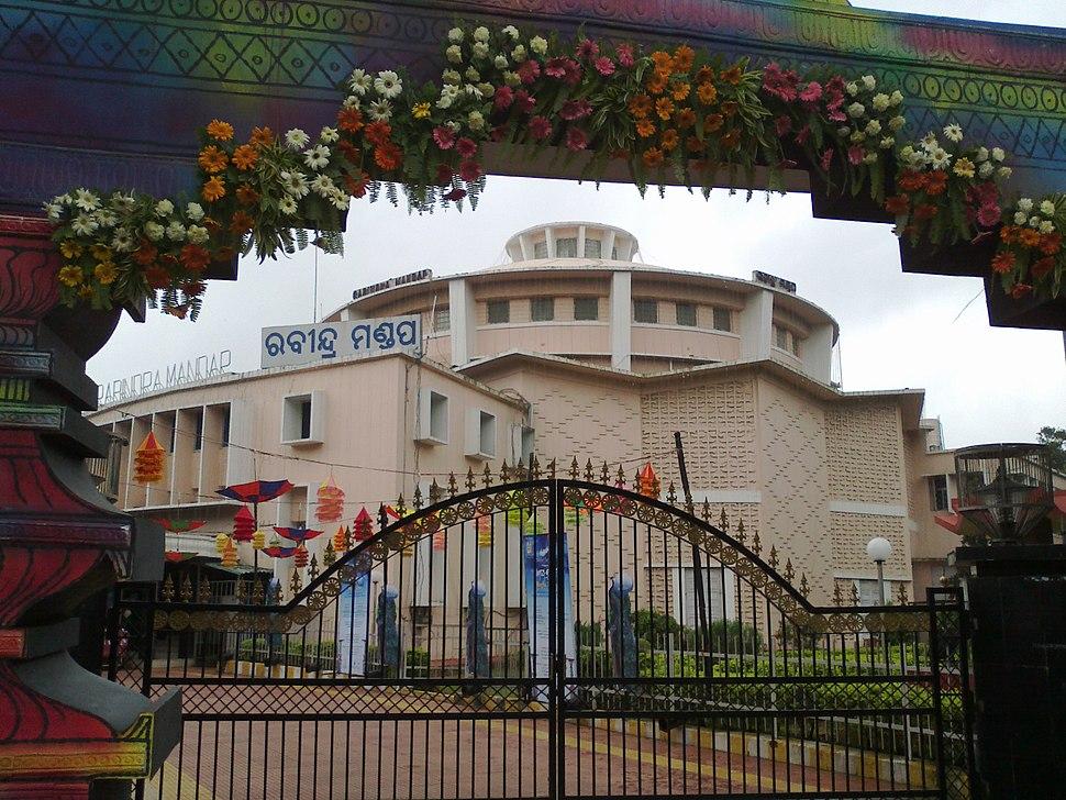 Ravindra Mandap, Bhubaneswar, Odisha
