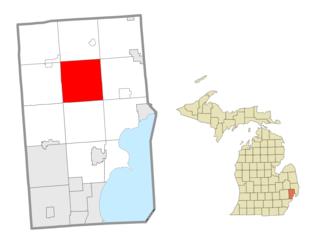 Ray Township, Michigan Civil township in Michigan, United States
