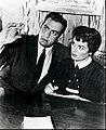 Raymond Burr Barbara Hale Perry Mason 1958.jpg