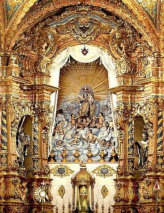 Pernambuco - Nossa Senhora do Carmo Church