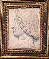 Relief of Giuliano de' Medici c. 1480-Florentine sculptor-Bode Museum.jpg