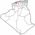 Relizane location.png