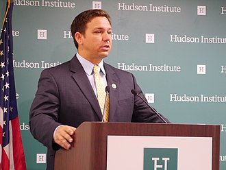 Ron DeSantis - DeSantis speaking at the Hudson Institute
