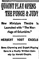 Review headline for 1914 Broadway play The Marriage of Columbine.jpg