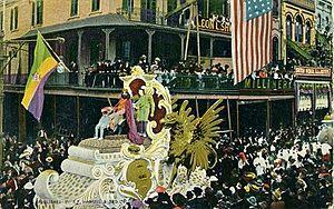 Rex parade - Wikipedia