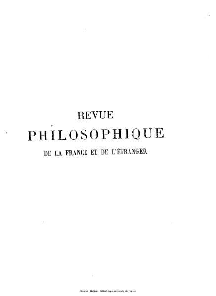 File:Ribot - Revue philosophique de la France et de l'étranger, tome 56.djvu