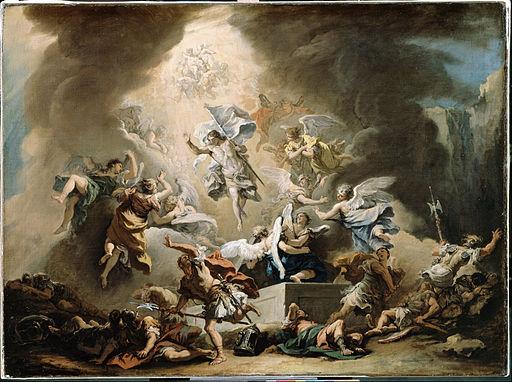 Ricci, Sebastiano - The Resurrection - Google Art Project