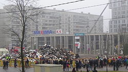 Riga supermarket collapse Maxima.JPG