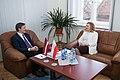 Rihards Kols tiekas ar Polijas vēstnieci (46470714815).jpg