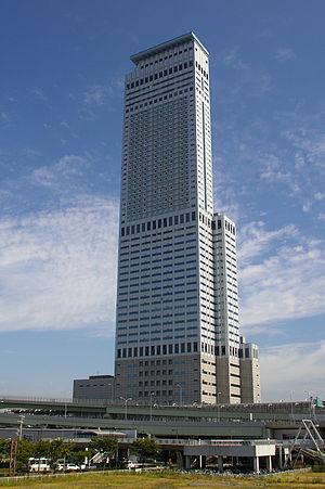 Izumisano, Osaka - Image: Rinku Gate Tower Bldg 01