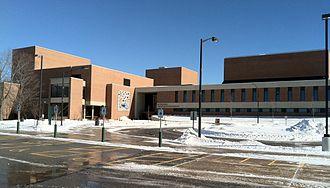 University of Wisconsin–Parkside - Rita Tallent Picken Regional Center for Arts and Humanities