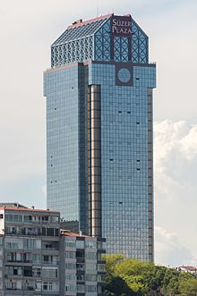 Ritz-Carlton, Istanbul (seen from the Bosphorus).jpg