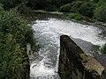 River Arun at the base of Sluice gates - geograph.org.uk - 1358035.jpg
