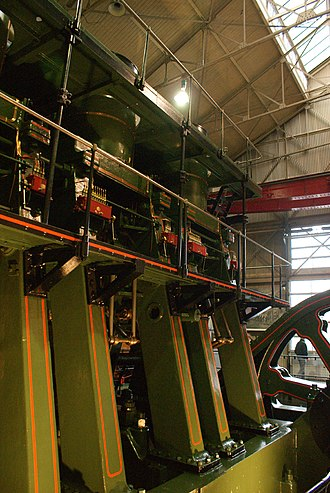 River Don Engine - River Don Engine - Kelham Island Museum
